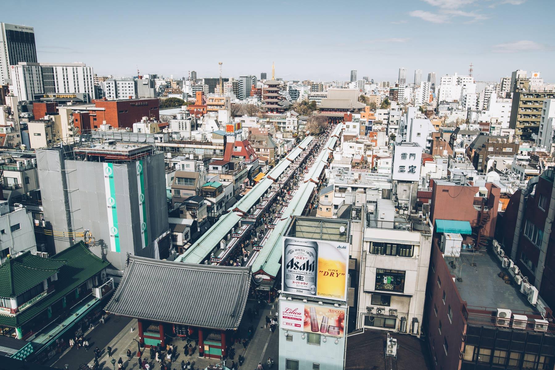 Senso ji, Asakusa Tokyo