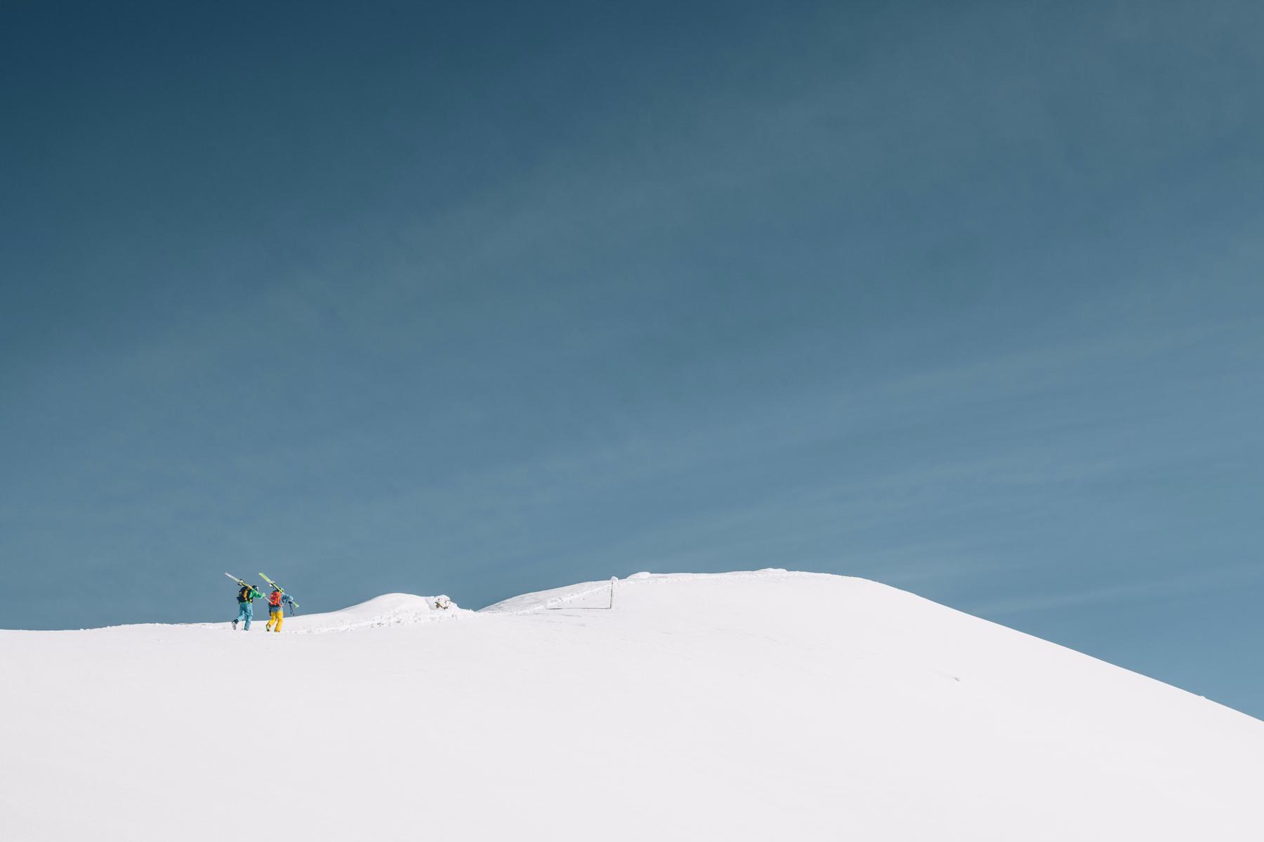 Mont Valaisan 2800m, La Rosière, Hors Piste