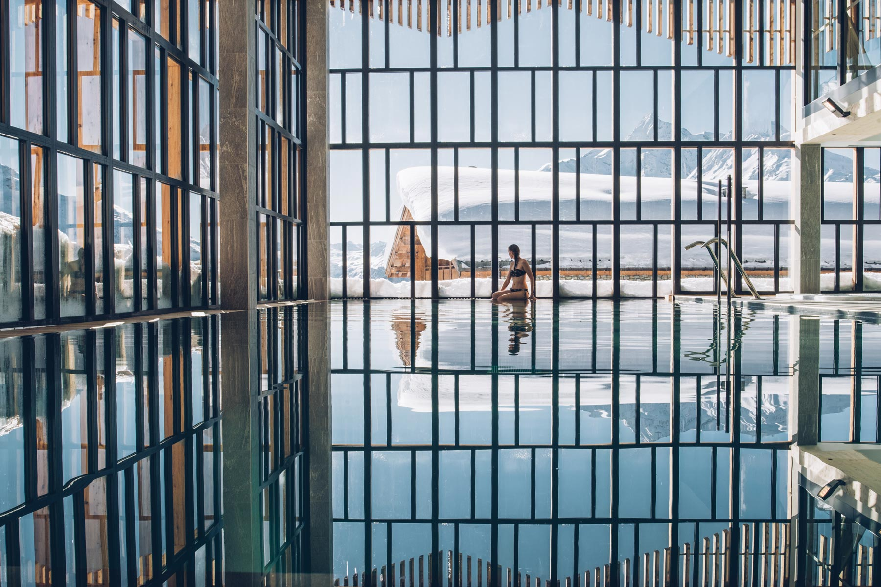 Meilleur Spa de la Rosière, Alparena Hotel