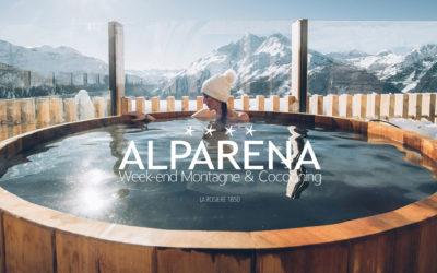 ALPES | UN WEEK-END MONTAGNE & COCOONING DANS LE NOUVEL ALPARENA HOTEL & SPA**** A LA ROSIERE