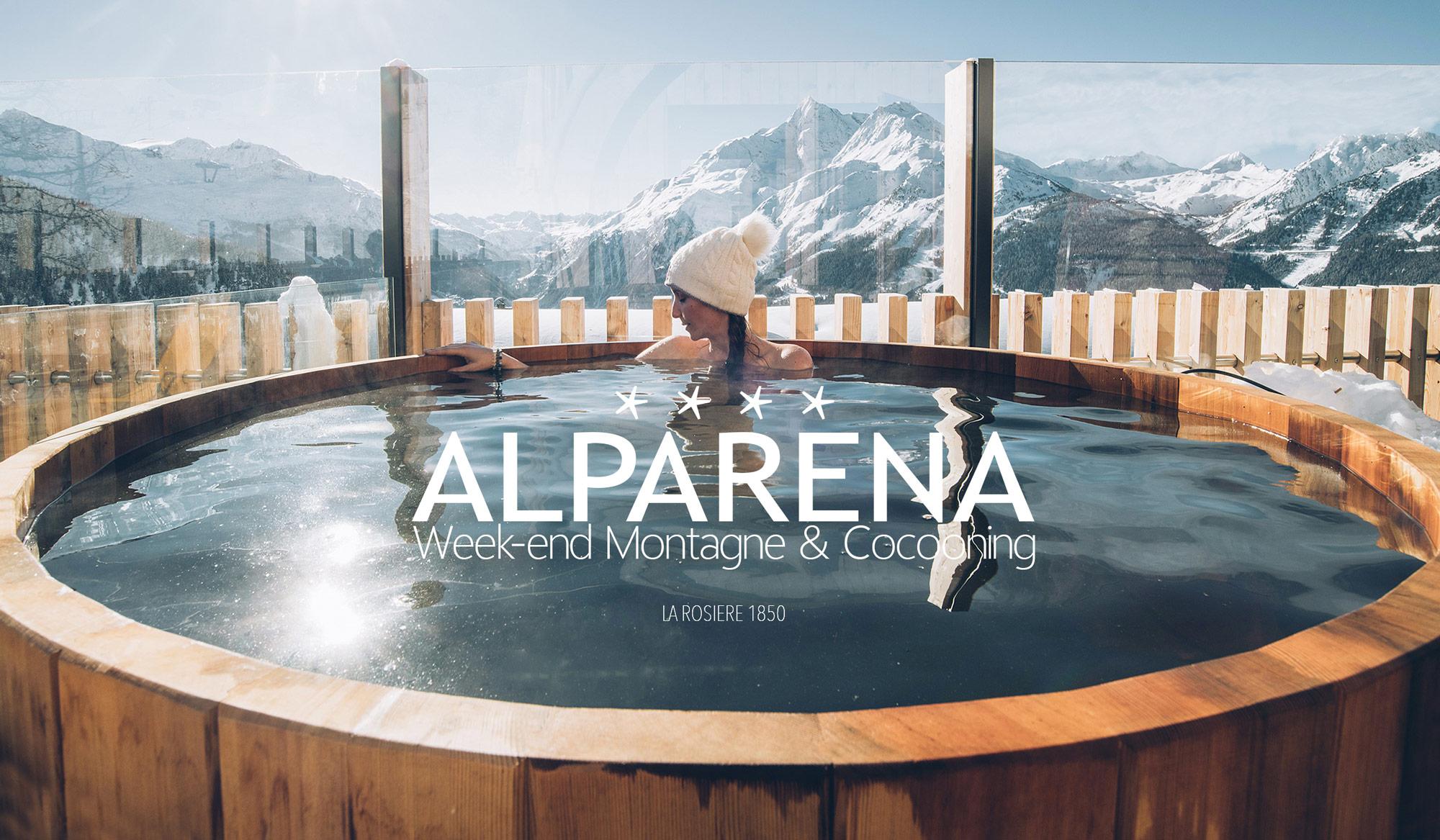 Un Week End Cocooning A L Alparena Hotel Spa La Rosiere