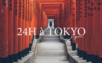 JAPON |VISITER TOKYO EN 24H CHRONO
