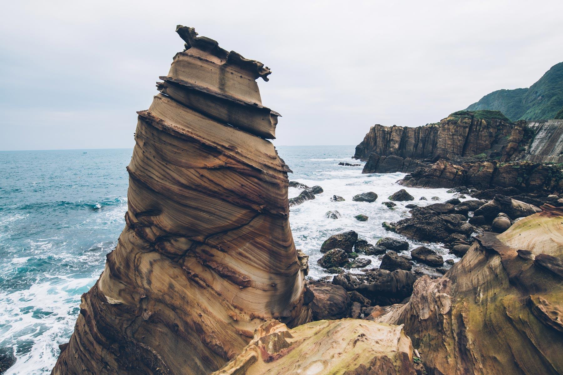 Nanya Rock, Taiwan