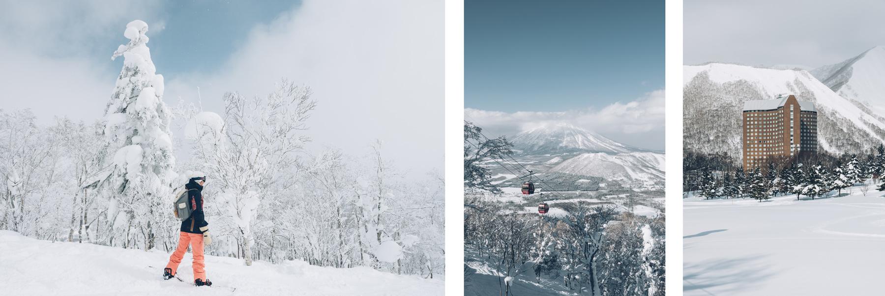 Station de ski au Japon: Rusutsu, Hokkaido