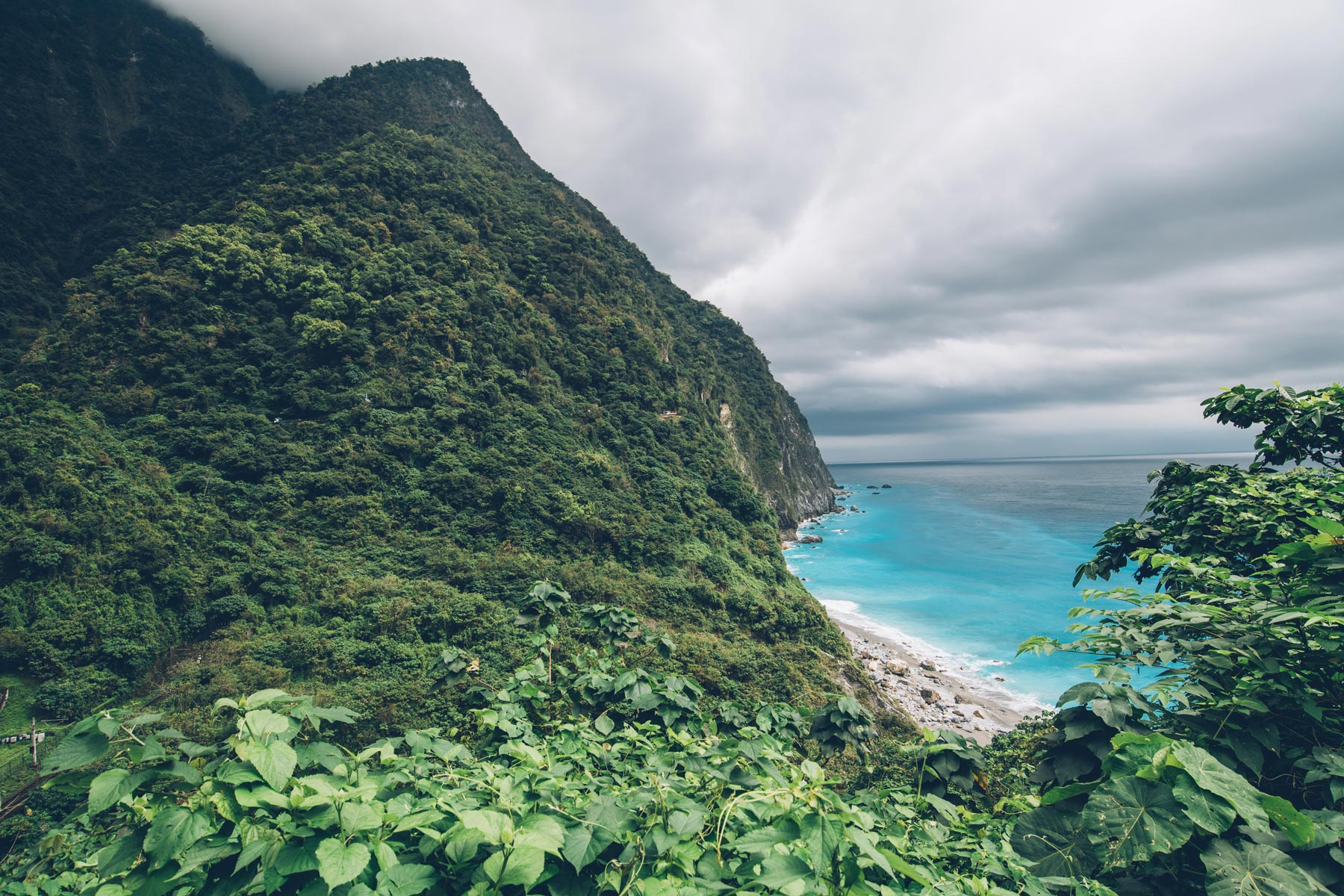 Qingshui Cliff, Taroko, Taiwan