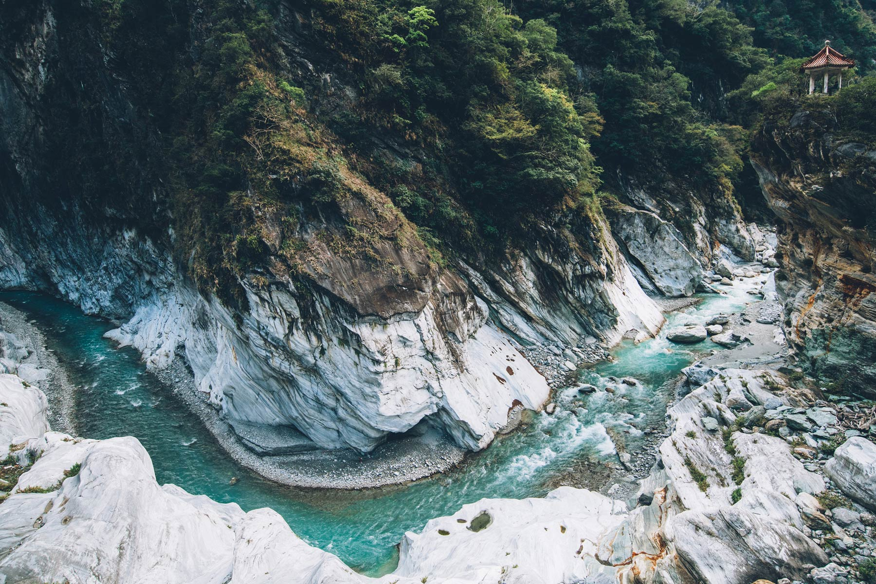 Parc National de Taroko, Taiwan