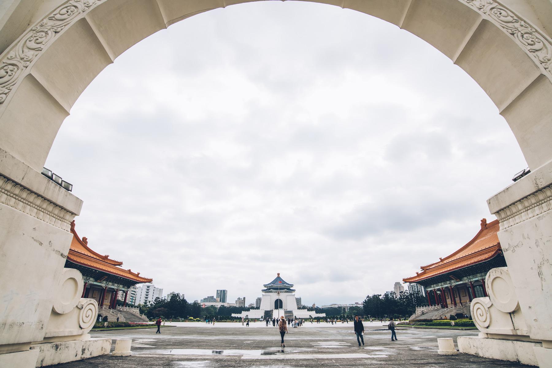 Mémorial de Tchang Kai Check