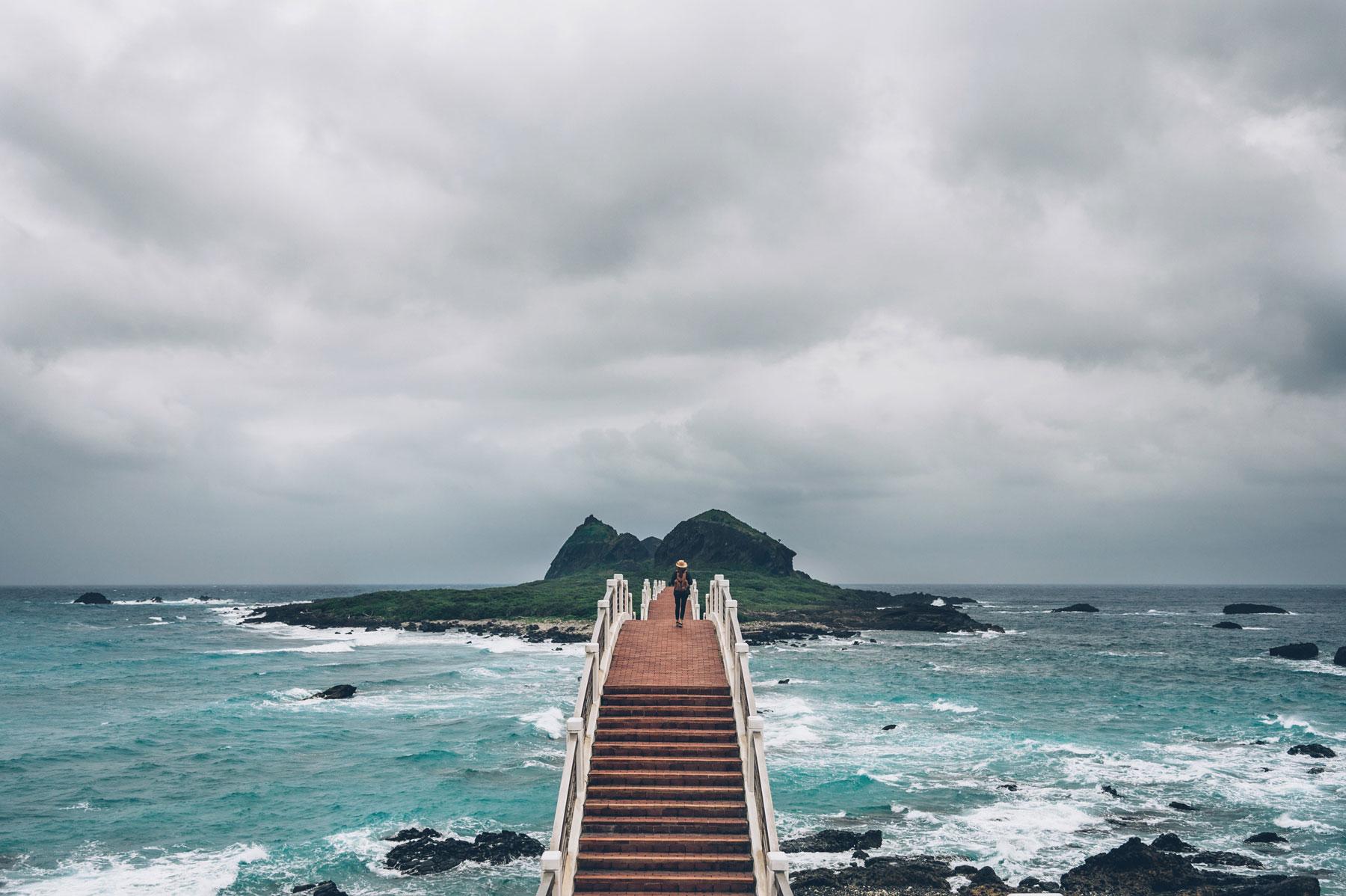 Le pont du Dragon, Taiwan
