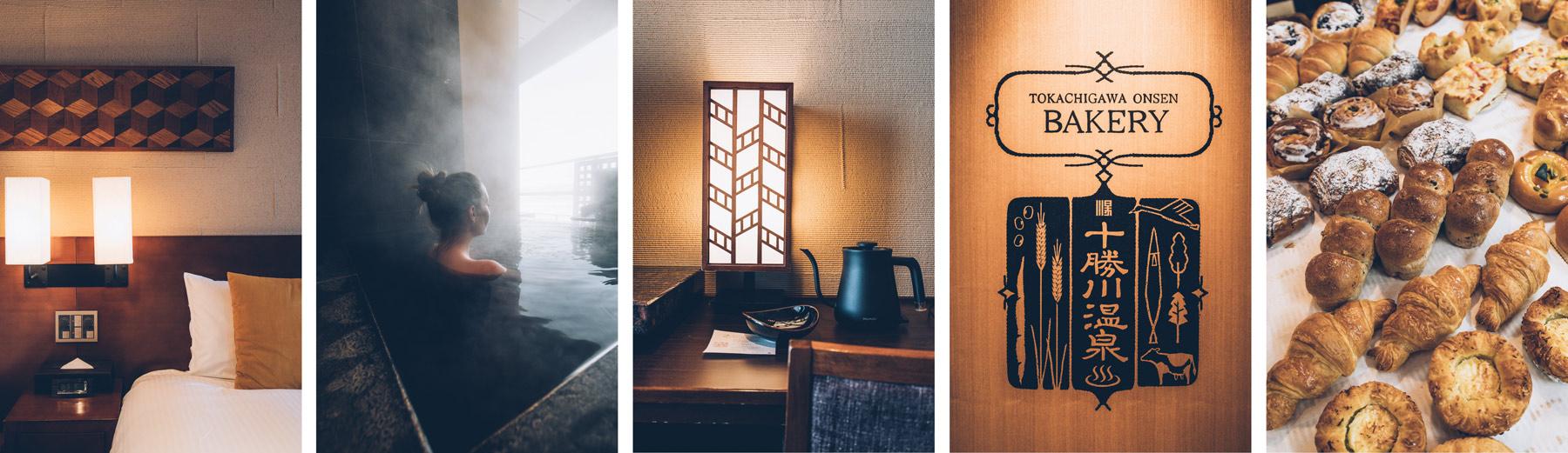 Hotel Tokachigawa Daiichi, Hokkaido, Onsen privative