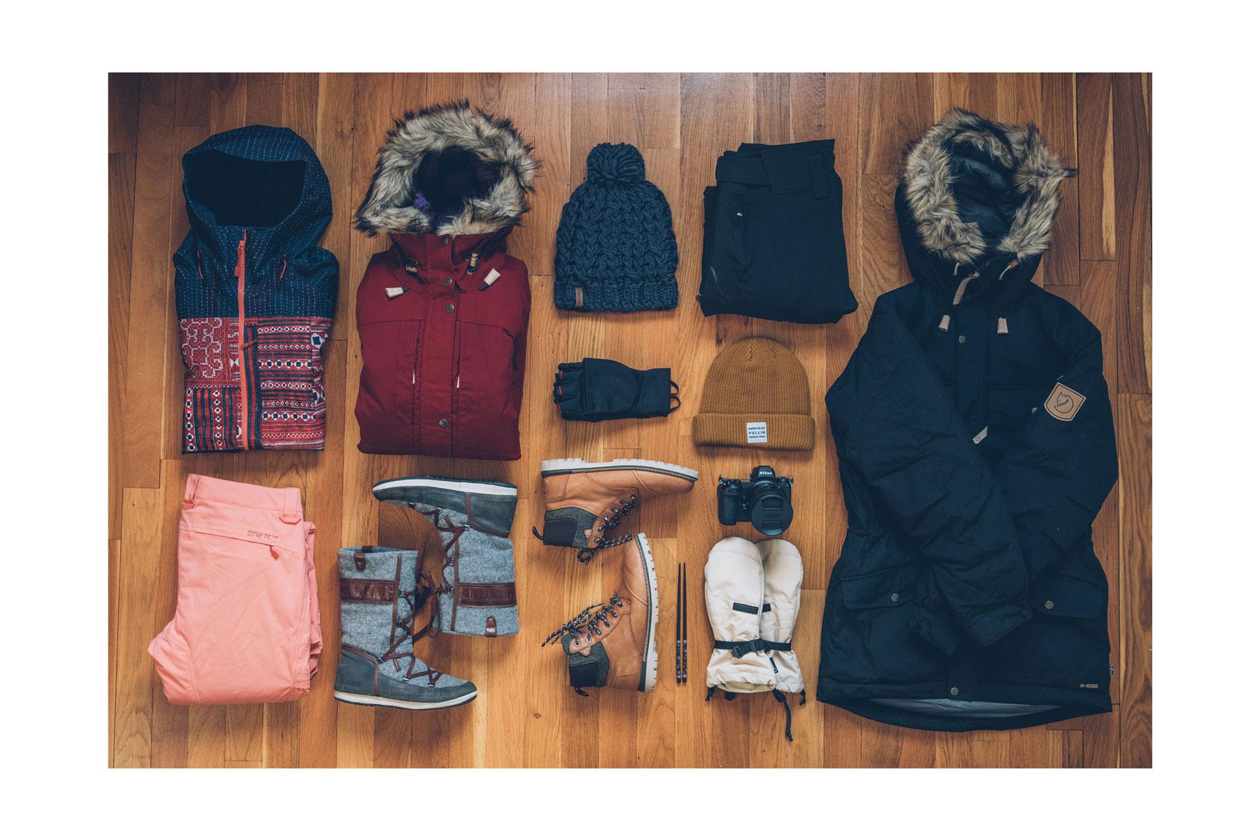 Comment s'habiller pour le Japon en Hiver