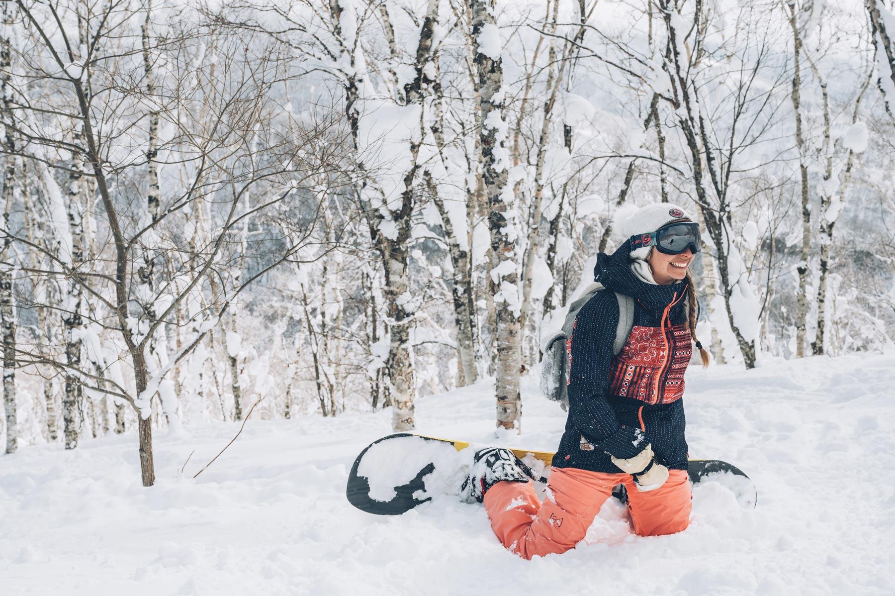 Burton Snowboard Japon