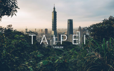 TAIWAN | VISITER TAIPEI ET SES ALENTOURS EN 3 JOURS