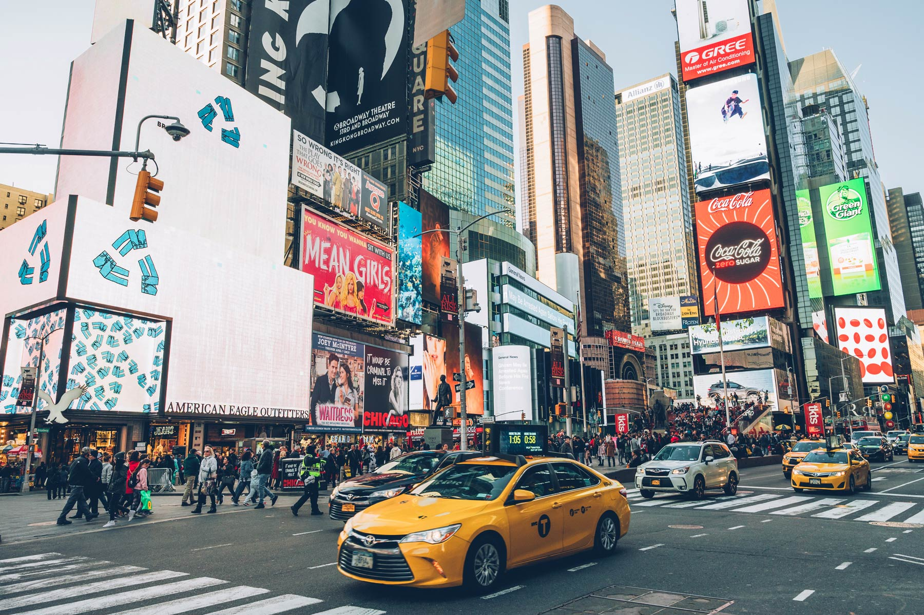 Time Square, Faut-il s'y attarder?