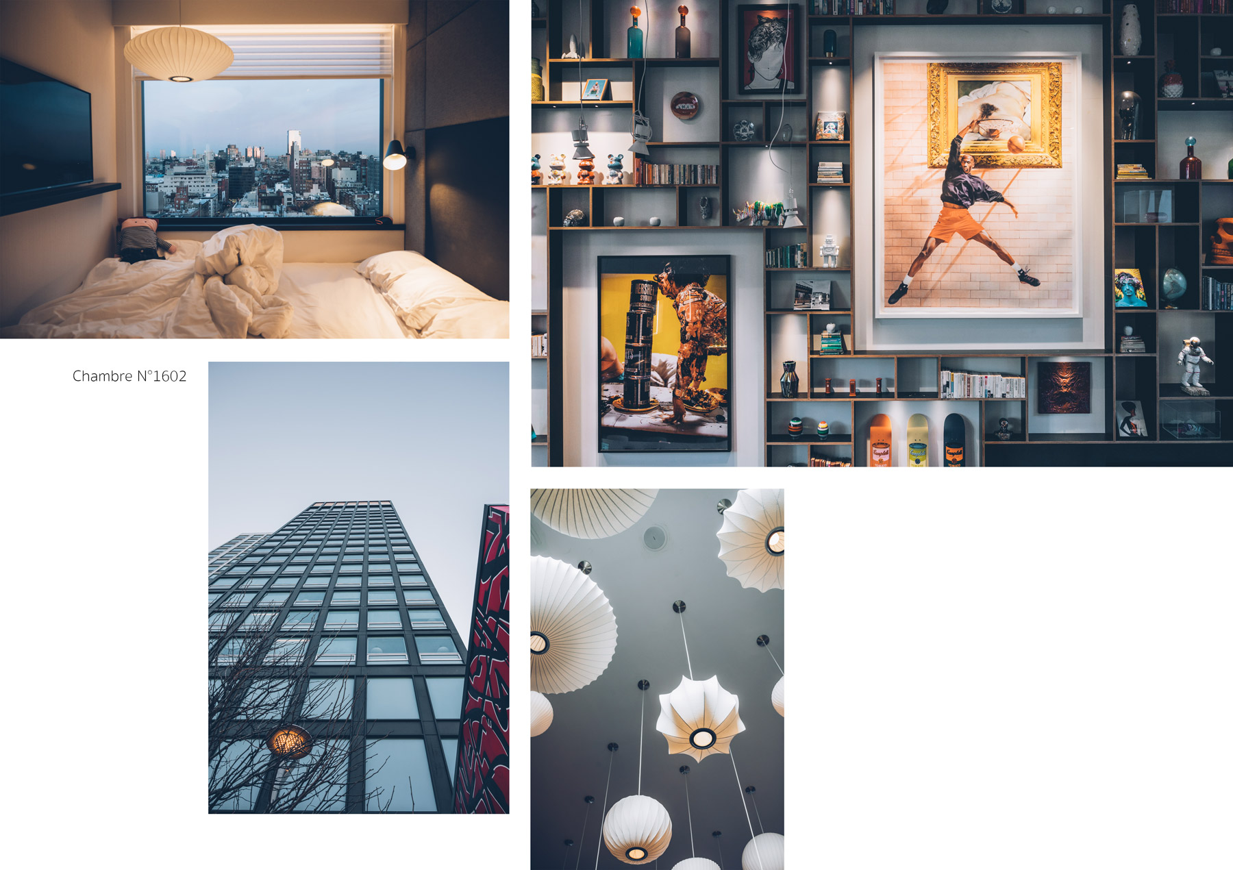 Ou domir à New-York? CitizenM Bowery