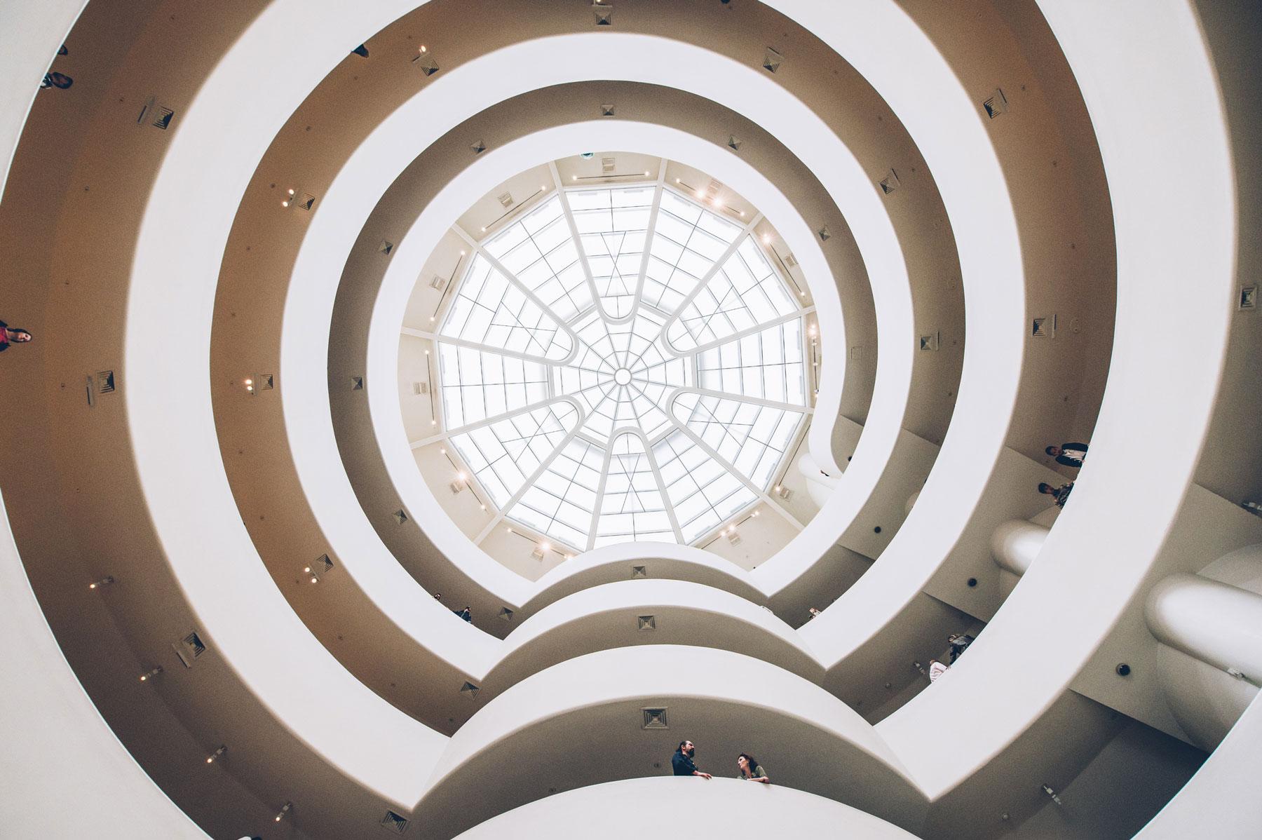Quel musée choisir à New York? Le Guggenheim?