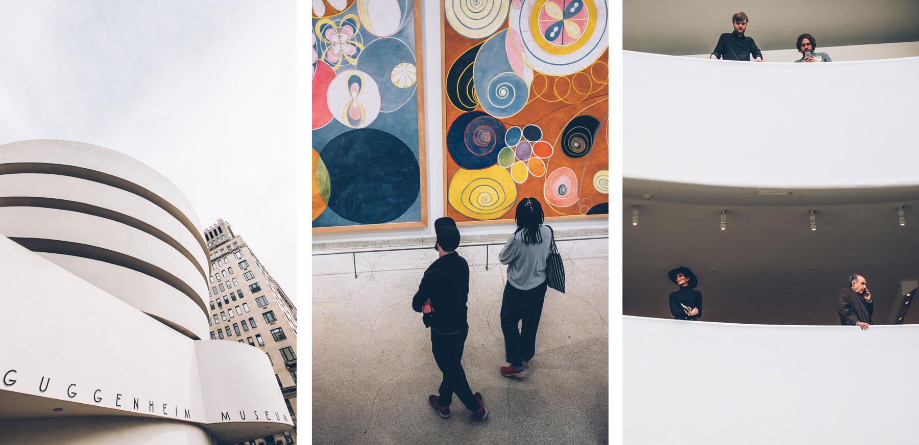 Guggenheim Musée New york