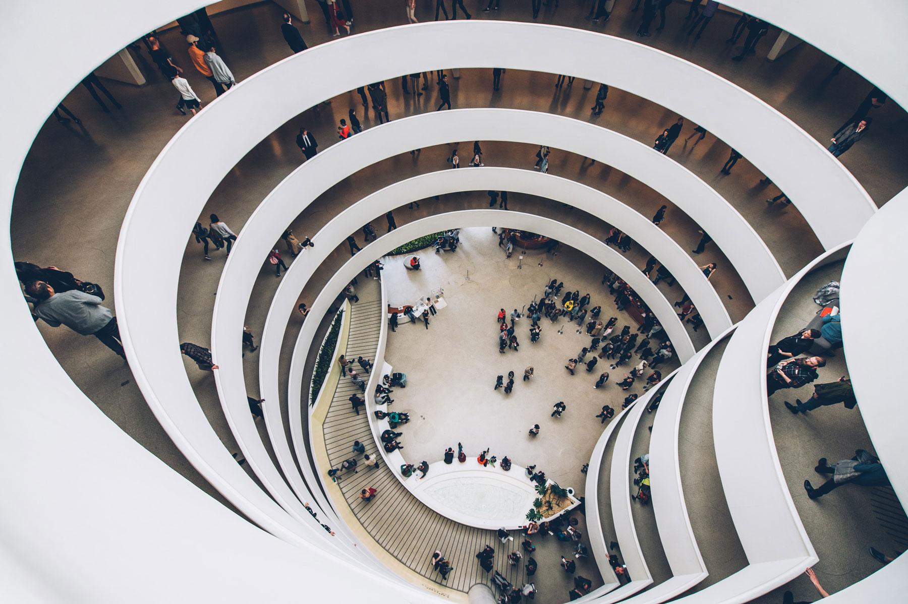 New York, Musée Guggenheim