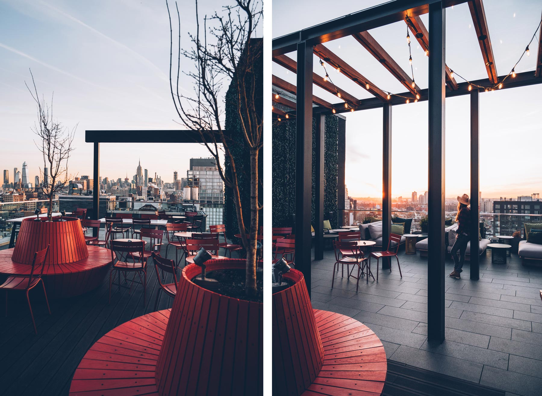 Rooftop, Citizen M Bowery