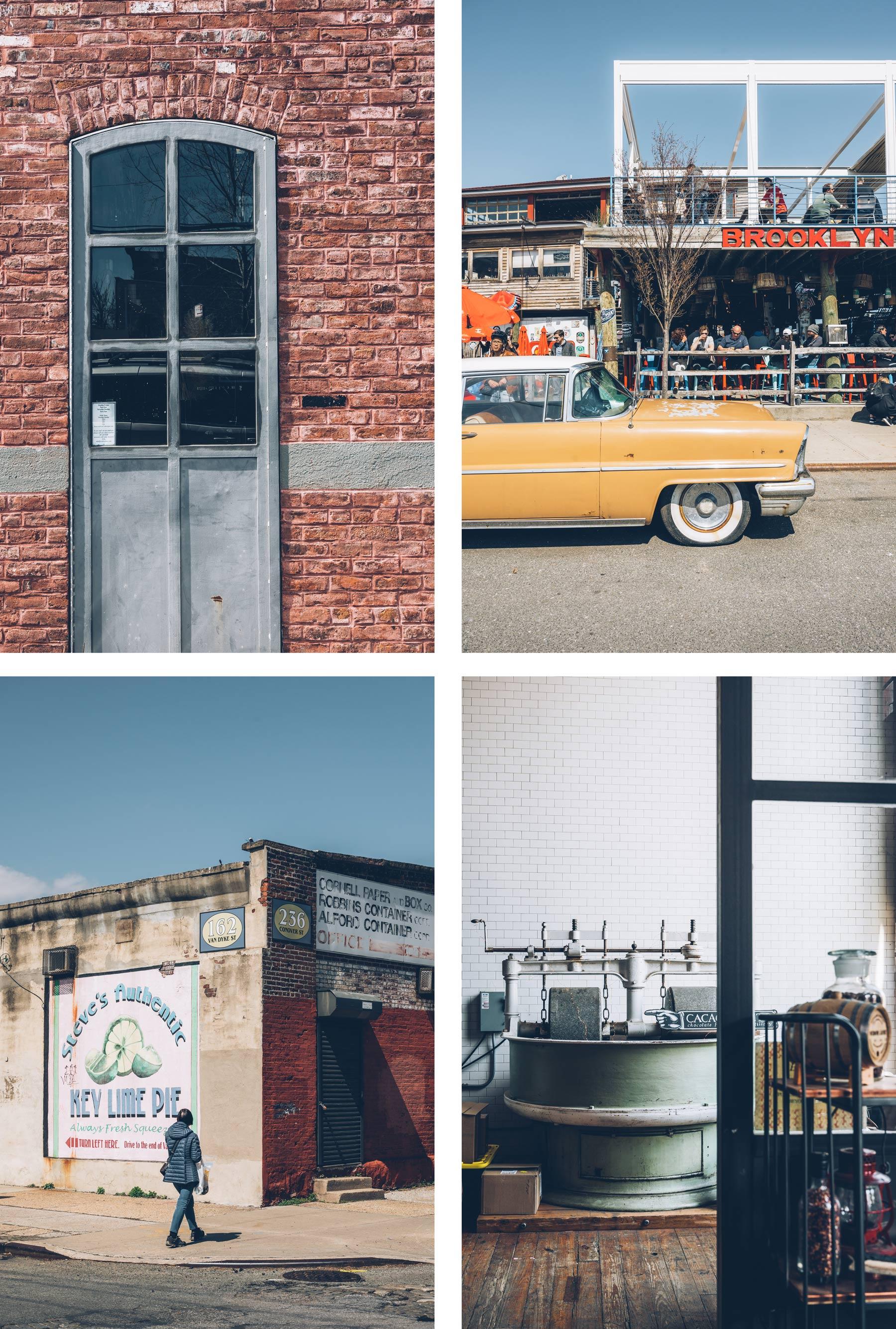 Visite insolite de Brooklyn à vélo