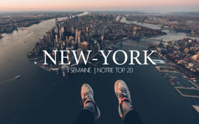 NEW YORK | Notre 1er voyage, que faire et que voir? Nos conseils…