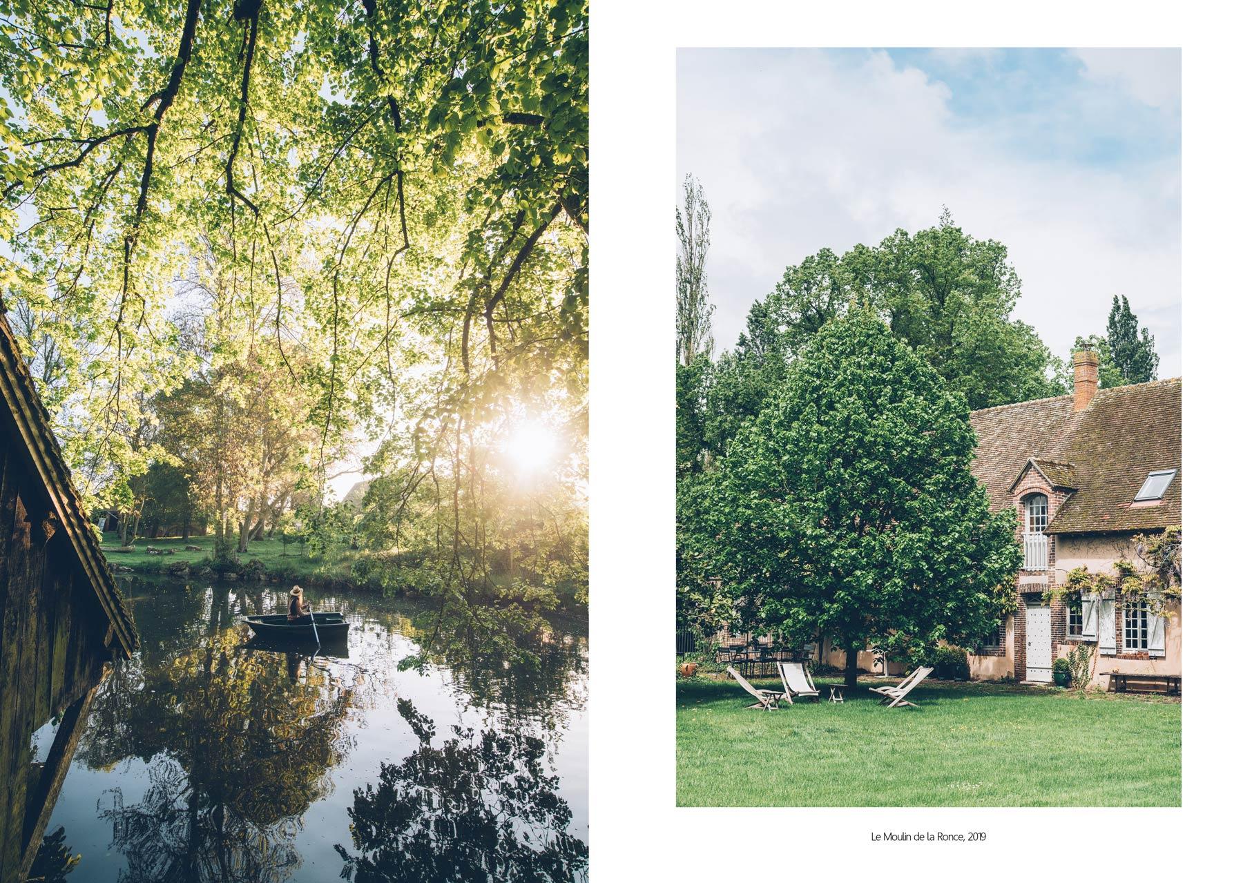 Moulin de la Ronce, Chambre d'hôte, proche de Paris