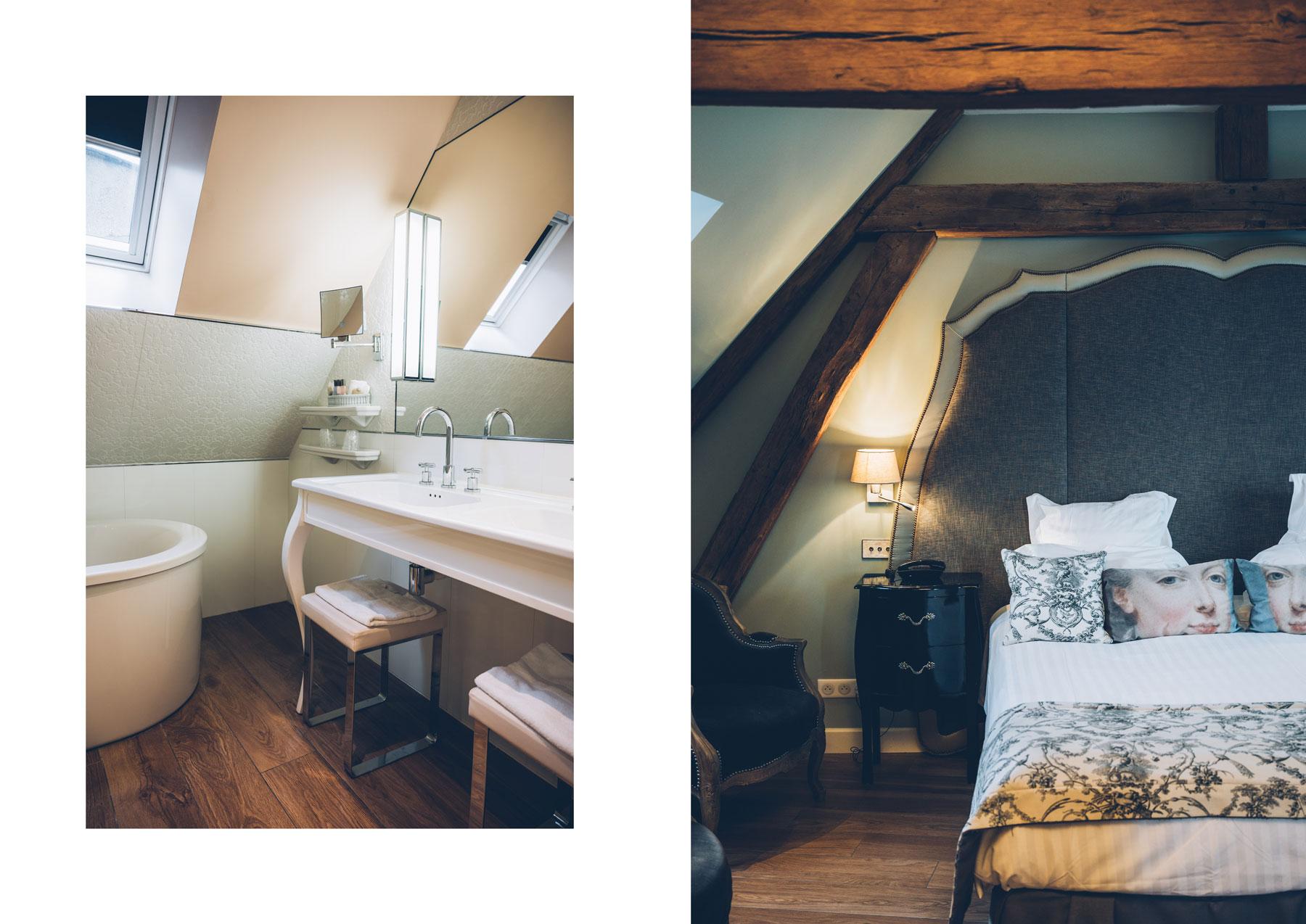 Hotel Chartres, Le Grand Monarque