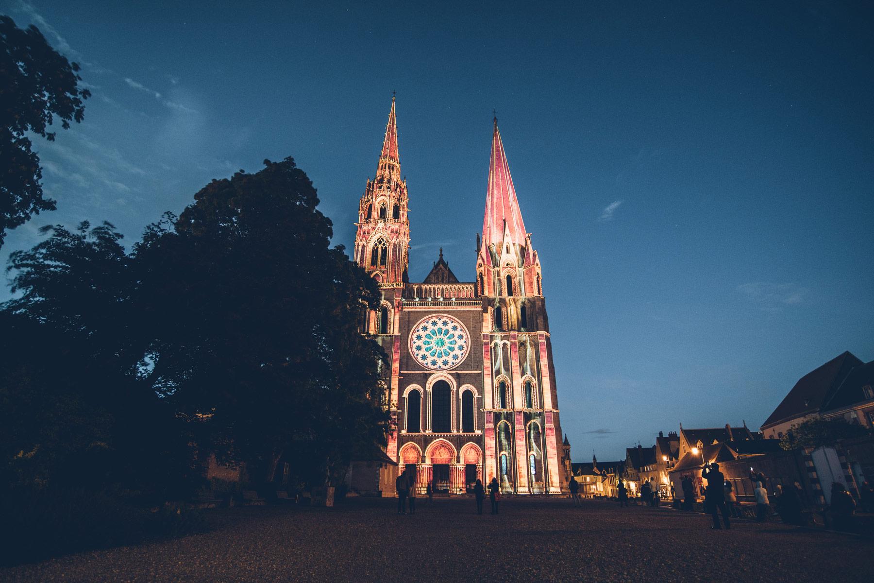 Chartres en Lumière 2019