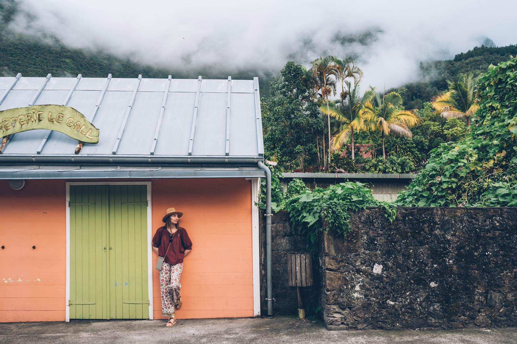 Hell Bourg, Cirque de Salazie, Réunion