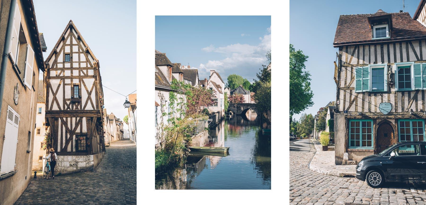 Ville basse, Chartres
