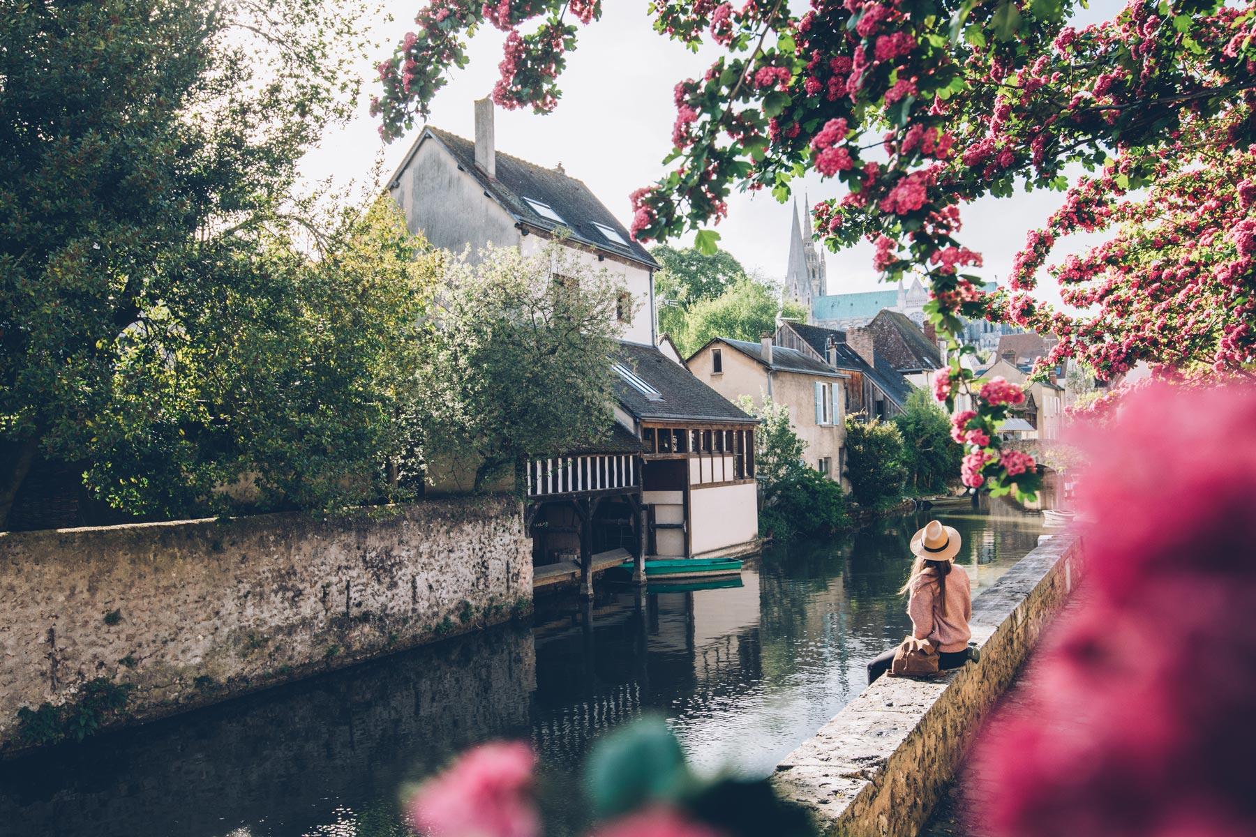 La printemps à Chartres