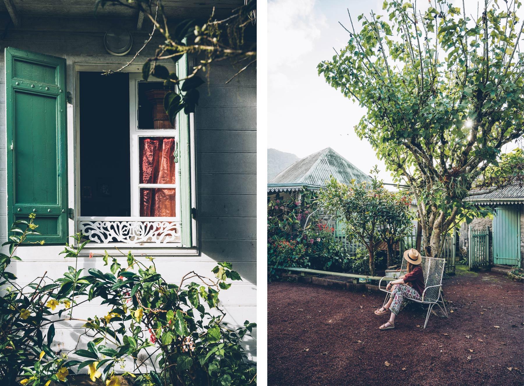 Maison Folio, Hell Bourg, La Réunion