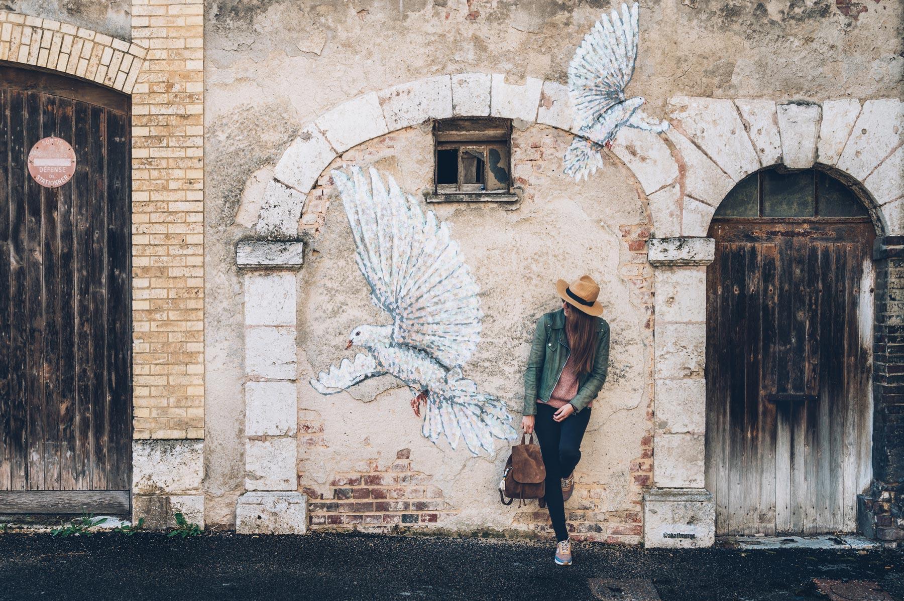 Chartres Street Art