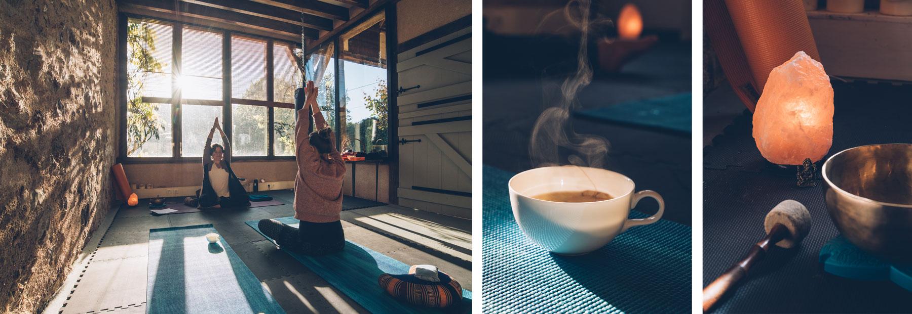 Cours de Yoga à la Campagne, Alluyes