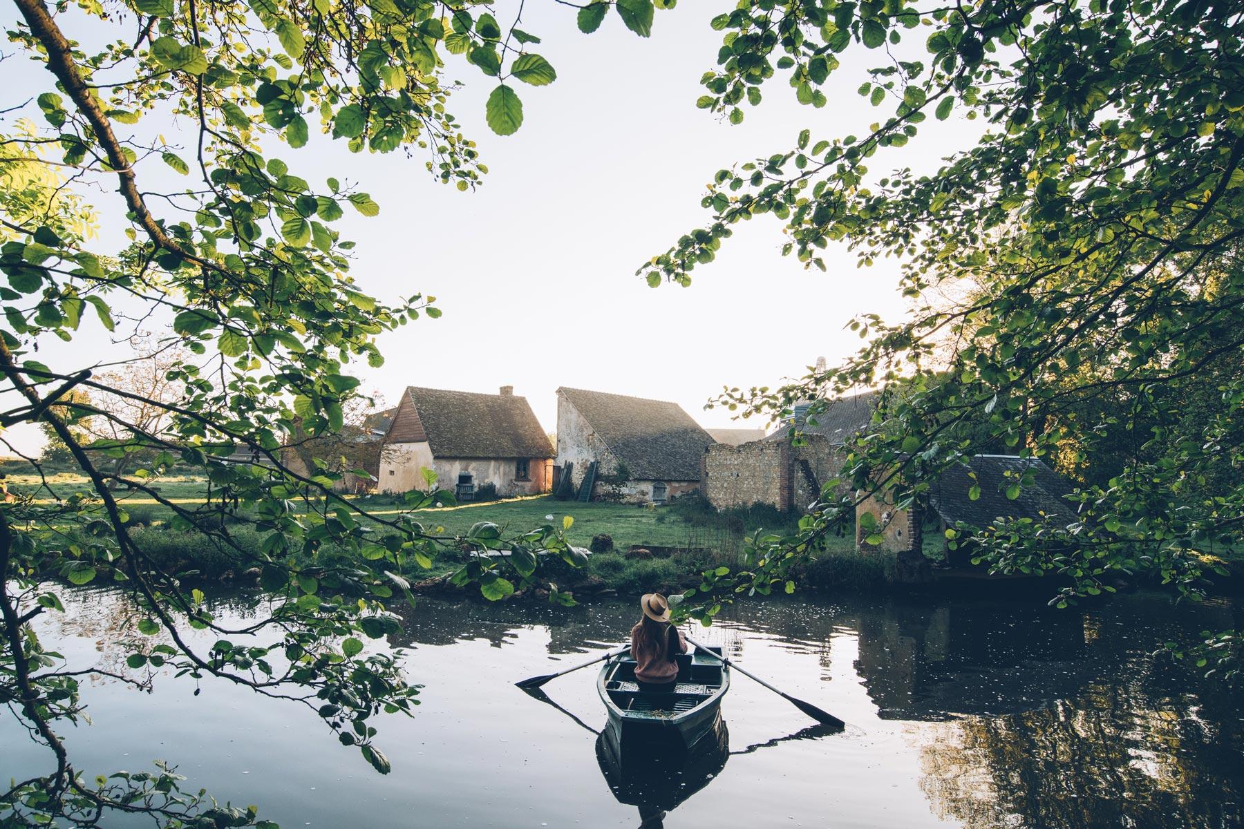 Le Moulin de la Ronce, Alluyes