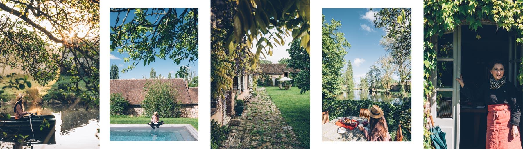 Le Chambre d'hôte avec Style, Moulin de la Ronce, Alluyes