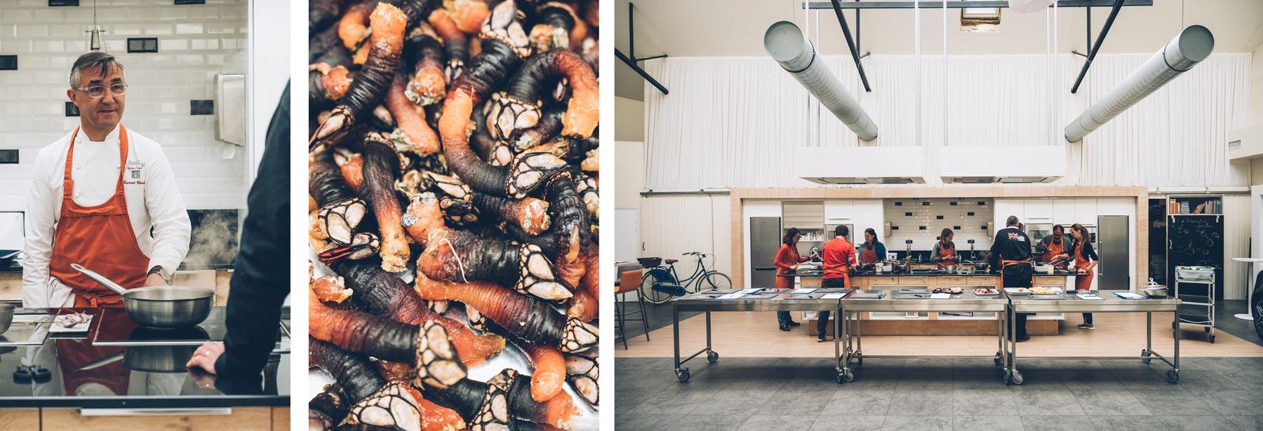 Cours de cuisine à Chartres, Top Chef