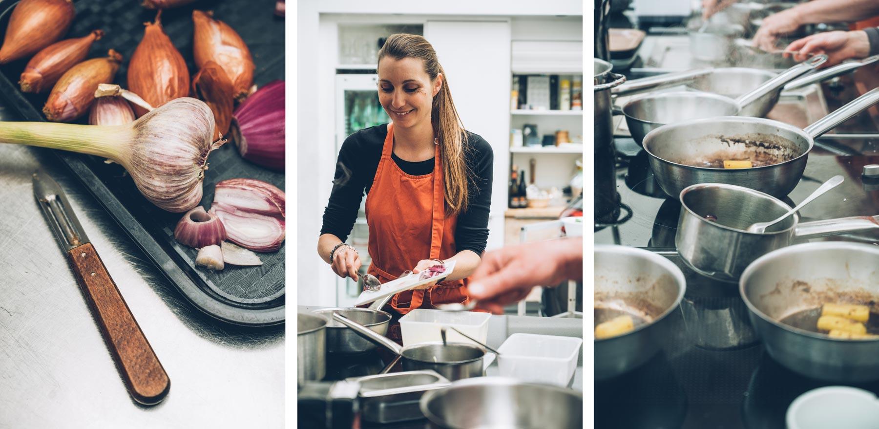 Cours de Cuisine à Chartres