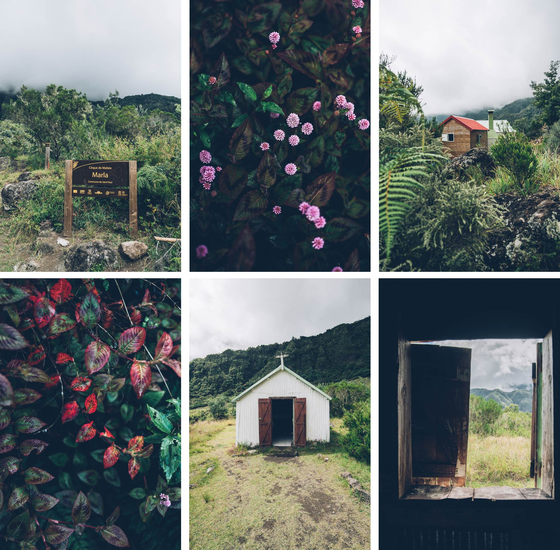 Marla, Mafate, Réunion