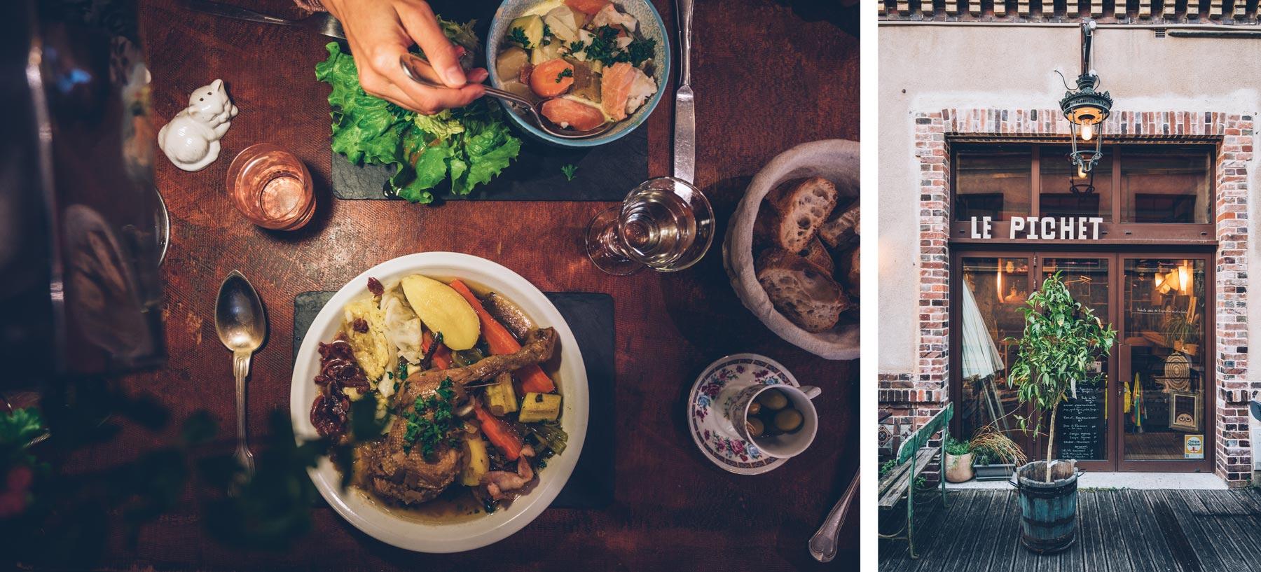 Où bien mangé à Chartres? le Pichet 3