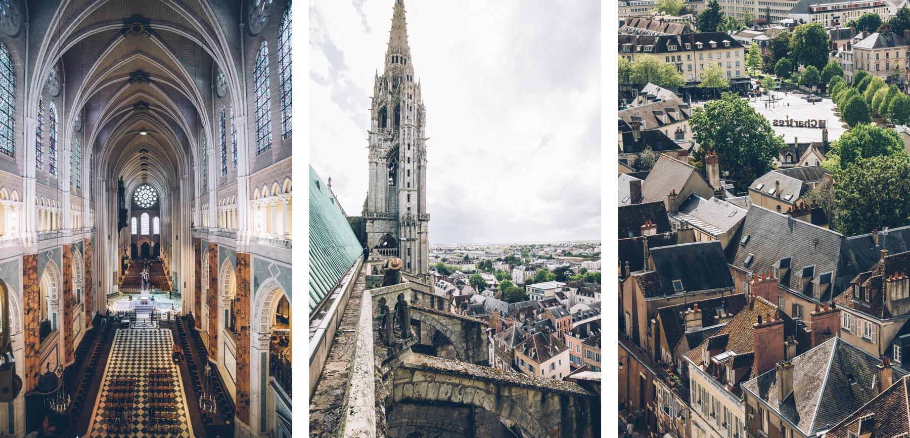 Cathédrale de Chartres, Visite