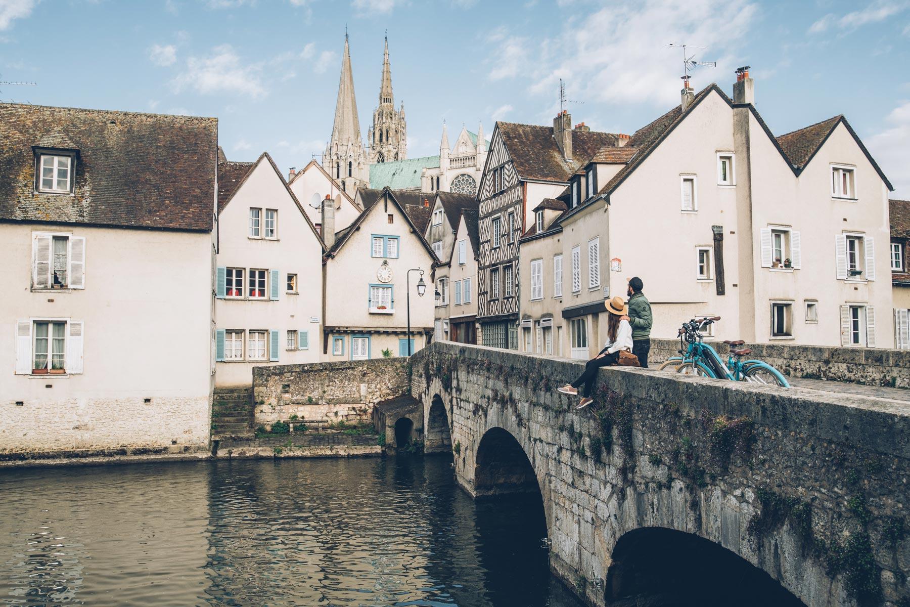Weekend en Amoureux à 1 h de Paris: Chartres