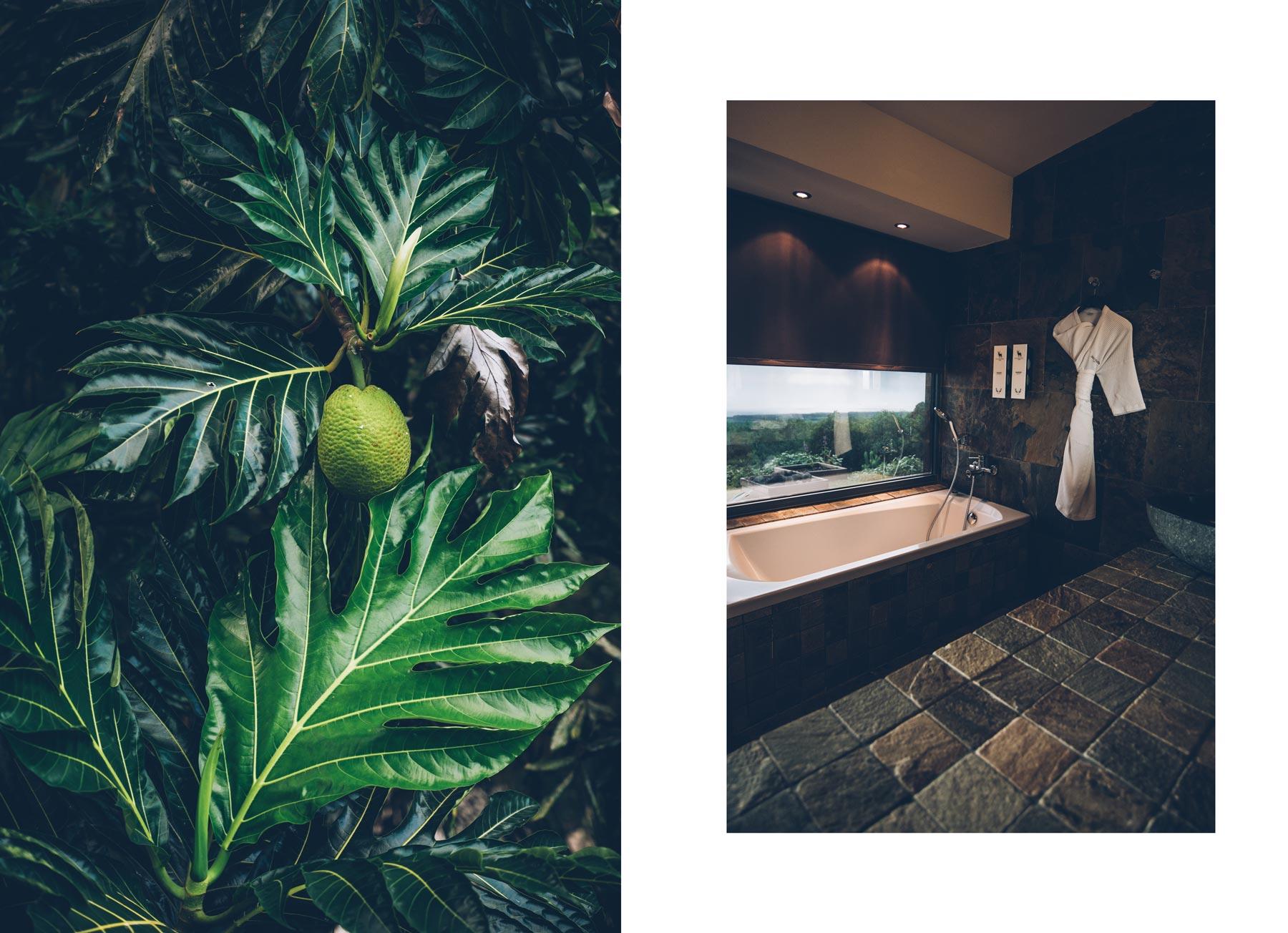 Salle de Bain, Diana Dea Lodge, La Réunion
