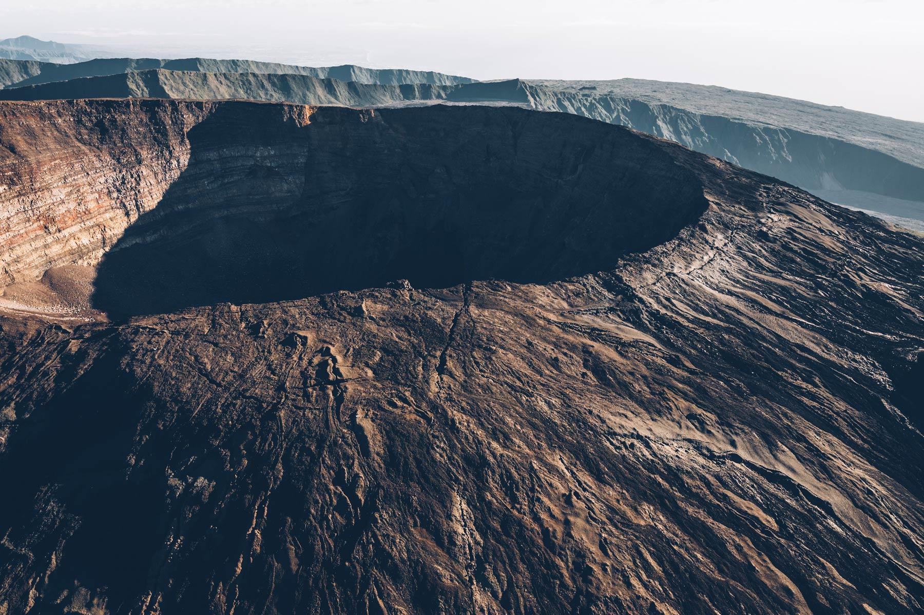 Piton de la Fournaise, Volcan La Réunion