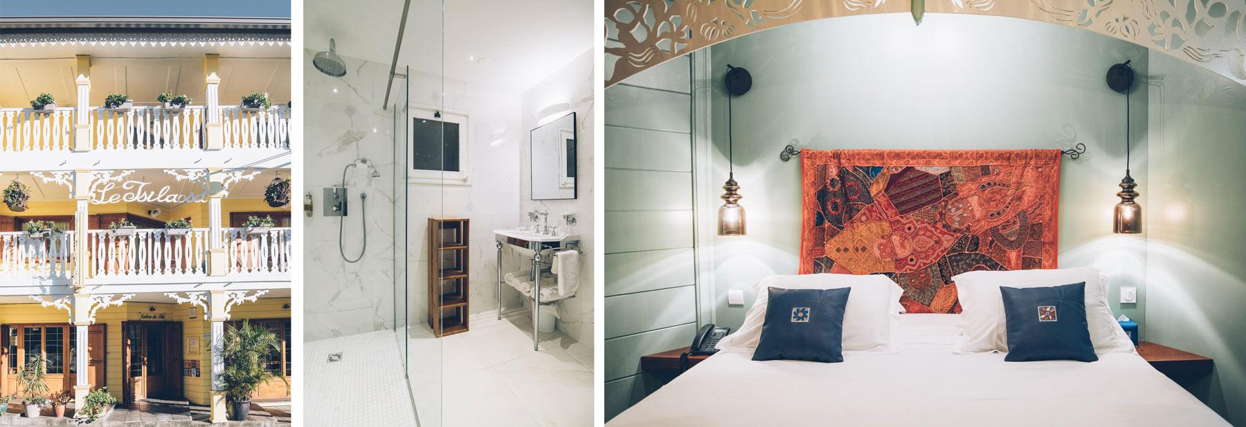 Ou dormir à Cilaos: Hotel Tsilaosa