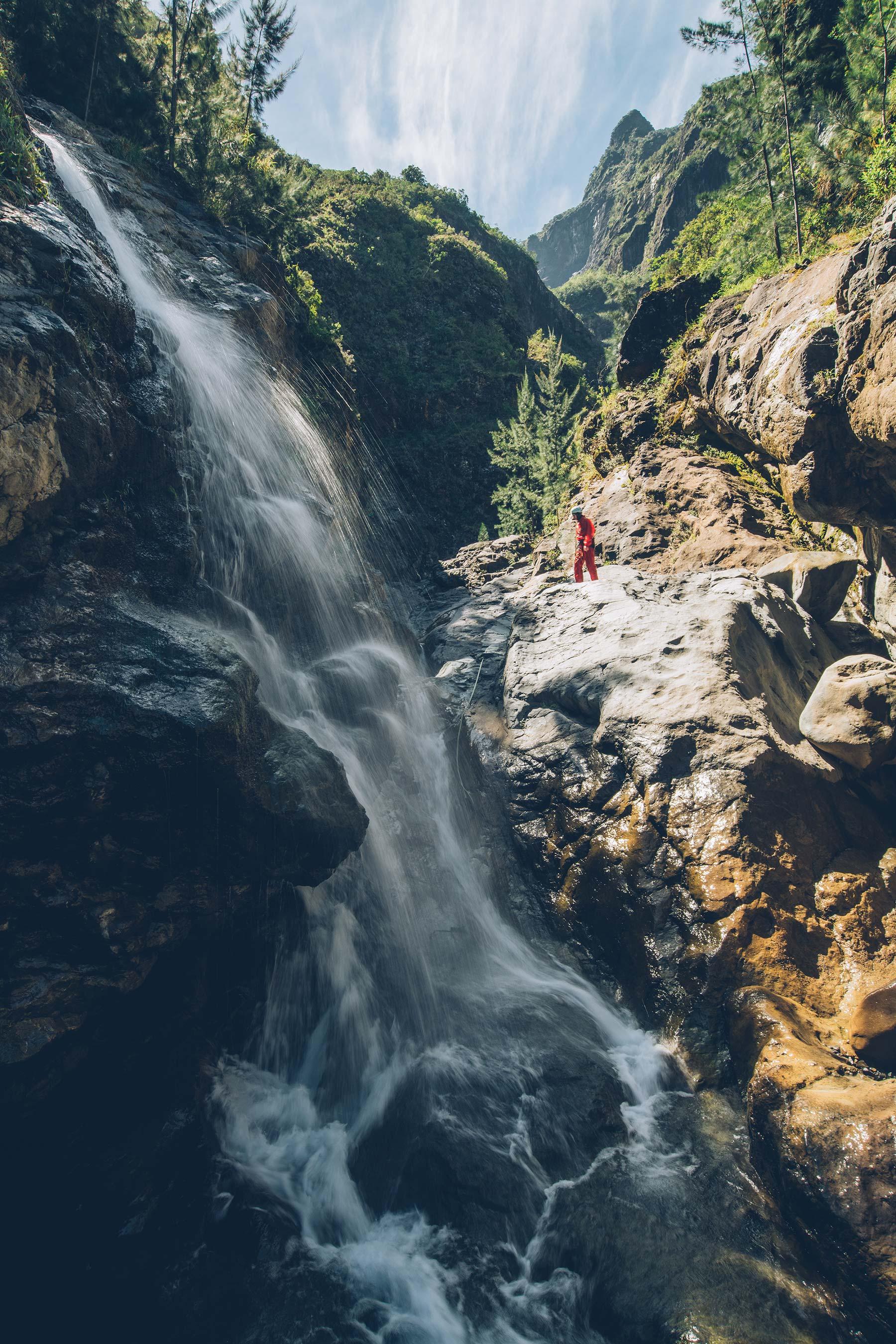 Ou faire du Canyoning à la Réunion? : Cilaos, Bras Rouge