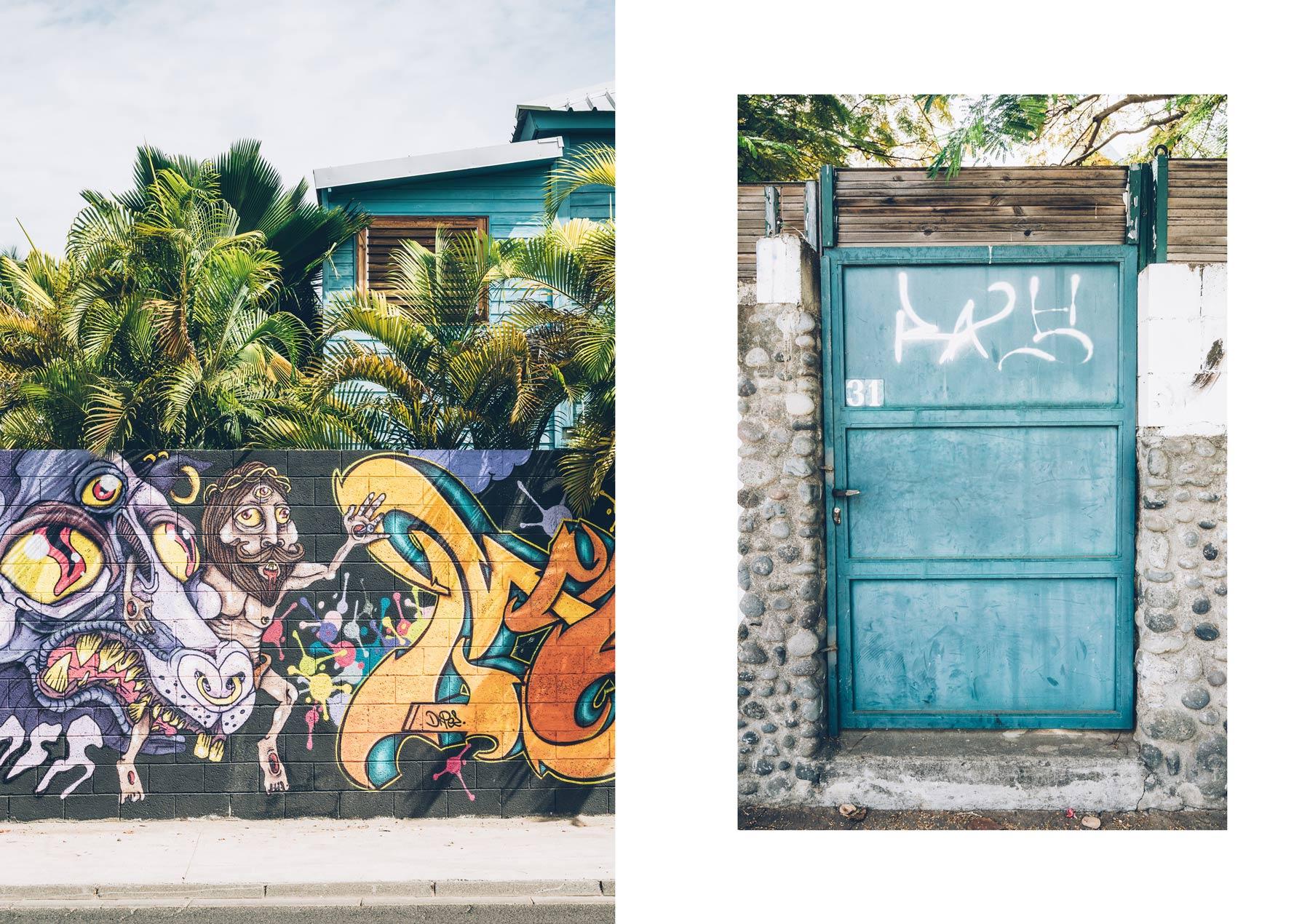 Street Art, La Réunion