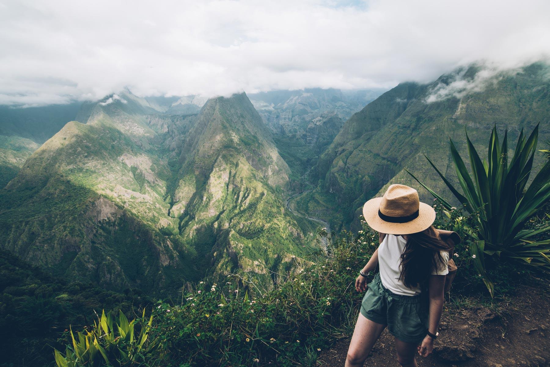Cap Noir, Dos D'Ane, La Réunion