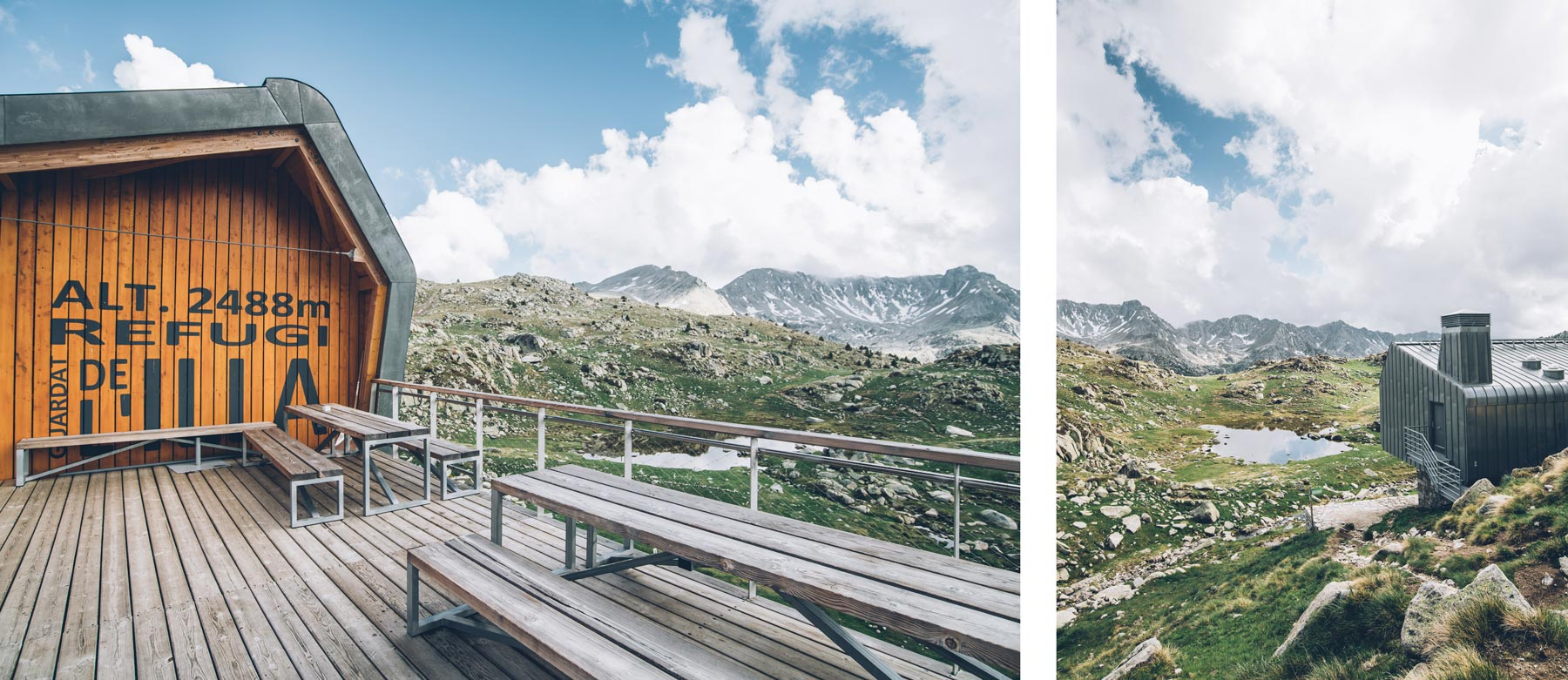 Refuge Illa, Andorre
