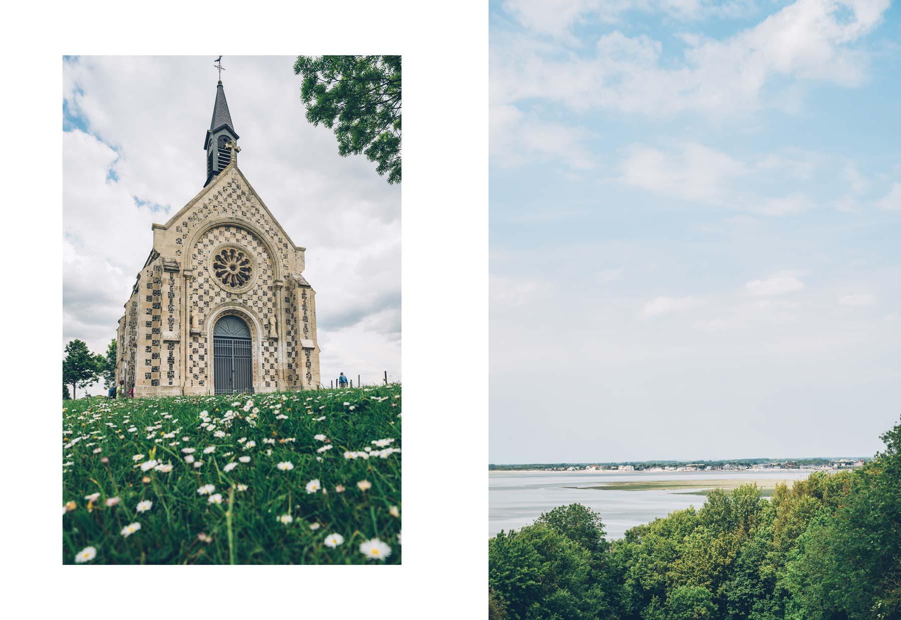 Chapelle des Marins, St Valery sur Somme