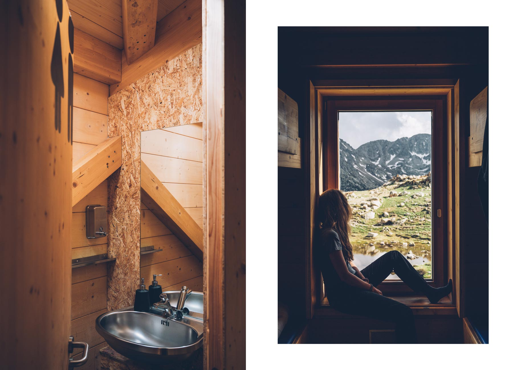 Refuge Illa 2488m, Andorre